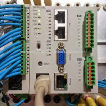 PLC Delta DVP10MC11T manual software