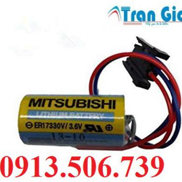 Pin PLC-Servo Mitsubishi MR-BAT ER17330V 3.6V