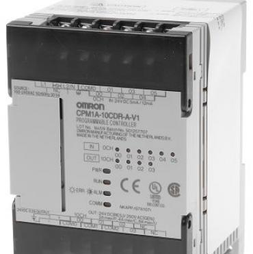 PLC OMRON CPM1A-20CDR-A-V1