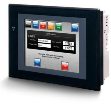 HMI Omron NS8-TV00B-ECV2